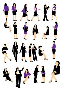 Businesswoman_silhouette_by_parka1