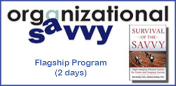 Organizational Savvy Workshop (2-day)